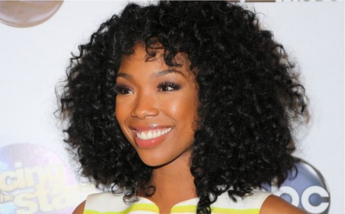 Brandy norwood short hairstyles