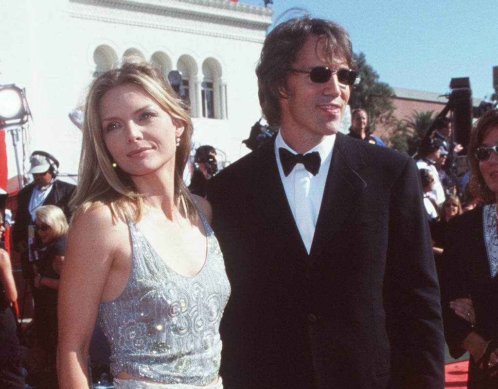 Michelle Pfieffer and David E. Kelley